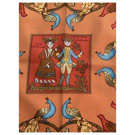 Hermès-Early America-Multiple colors