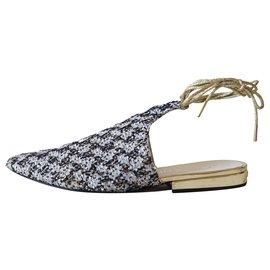 Chanel-Sandals-Multiple colors