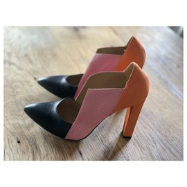 Balenciaga-Heels-Multiple colors