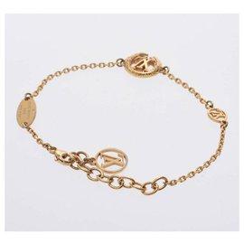 Louis Vuitton-Louis Vuitton bracelet-Golden
