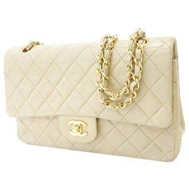 Chanel-Chanel Timeless-Beige