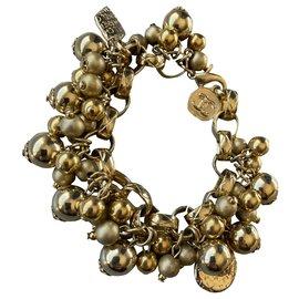 Chanel-Bracelets-Golden