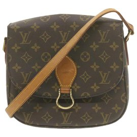 Louis Vuitton-Louis Vuitton Saint Cloud-Brown