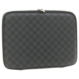 Louis Vuitton-Louis Vuitton Etui iPad-Black