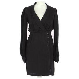 The Kooples-robe-Black
