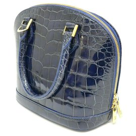 Louis Vuitton-Louis Vuitton Lockit-Blue