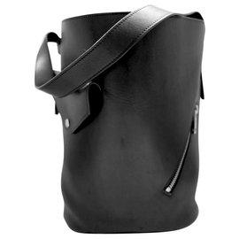 Céline-SS16 Biker bag-Black