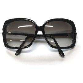 Tom Ford-Paloma Sunglasses-Black