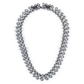 Dior-Necklaces-Silvery