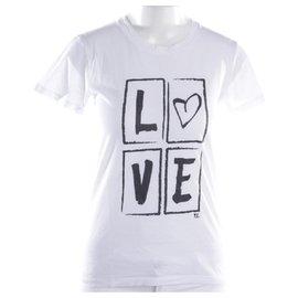Yves Saint Laurent-Tops-White