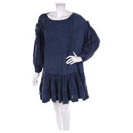 Free People-Dresses-Blue