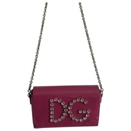 Dolce & Gabbana-Minaudiere-Fuschia