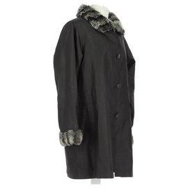 Balmain-Down jacket / Parka-Black