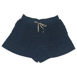 3.1 Phillip Lim-Shorts-Blue