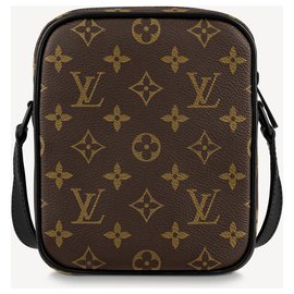 Louis Vuitton-LV Christopher shoulderbag-Brown