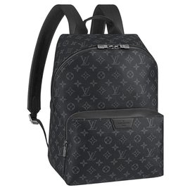 Louis Vuitton-LV Discovery backpack-Grey