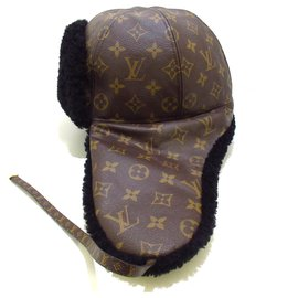 Louis Vuitton-Louis Vuitton Hat-Brown