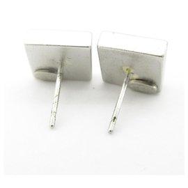 Chanel-Chanel earring-Silvery