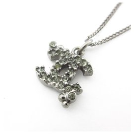 Chanel-Chanel necklace-Silvery