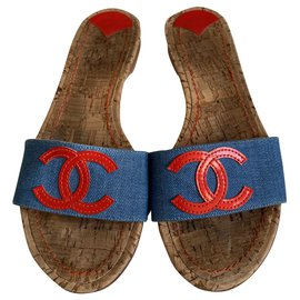 Chanel-Sandals-Other