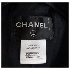 Chanel-CHANEL Paris-Salzburg Fantasy Tweed Coat Sz.36-Multiple colors