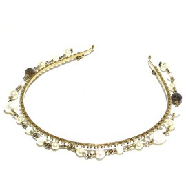Chanel-Chanel hair accessory-Golden