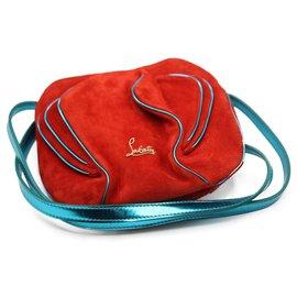 Christian Louboutin-Handbags-Red