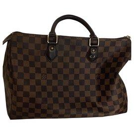 Louis Louise-Handbags-Brown
