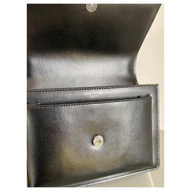 Saint Laurent-YSL Sunset medium bag-Black