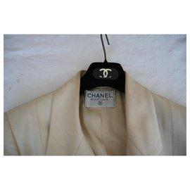 Chanel-Jackets-Eggshell
