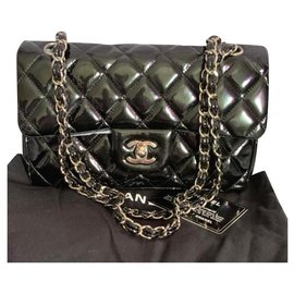 Chanel-Chanel Small Timeless Classic flap bag-Black
