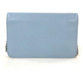Chanel-Chanel COCO Mark-Light blue