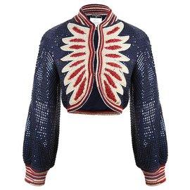Chanel-Extremely Rare Paris-Dallas crop jacket-Multiple colors