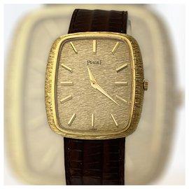 Piaget-piaget 18k Solid Gold 31x30-Golden
