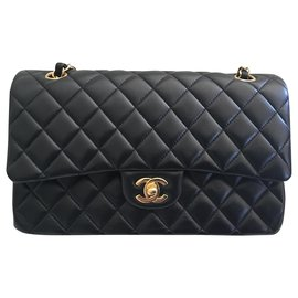 Chanel-Classic timeless-Black