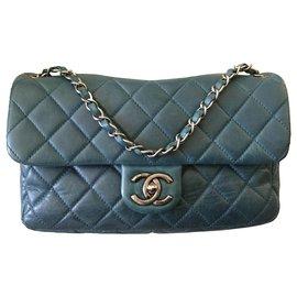 Chanel-Classic-Blue
