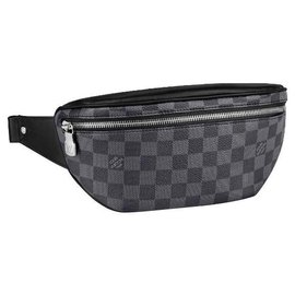 Louis Vuitton-LV Campus Bumbag-Grey
