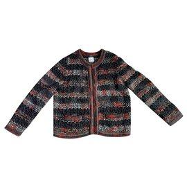 Chanel-comfy cardi jacket-Multiple colors