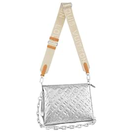Louis Vuitton-LV Coussin PM Silber-Silber