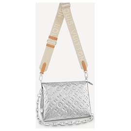 Louis Vuitton-LV Coussin PM silver-Silvery