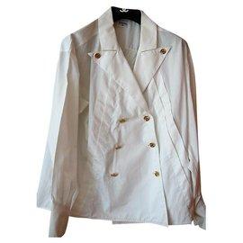 Chanel-tunics-White