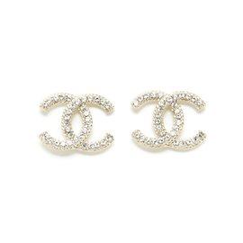 Chanel-THIN GOLDEN CC M STUDS BRAID-Golden