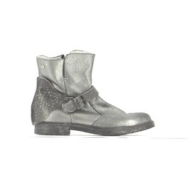 Ikks-Ankle Boots / Low Boots-Grey