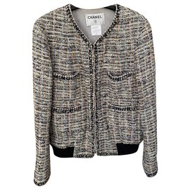 Chanel-Jackets-Multiple colors