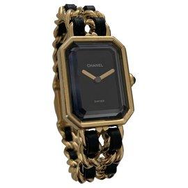 Chanel-CHANEL Première watch-Black