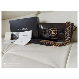 Chanel-Purses, wallets, cases-Black