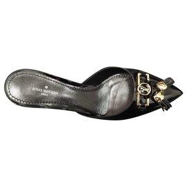 Louis Vuitton-Insider mules-Noir