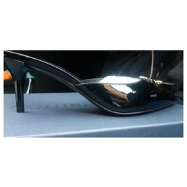 Louis Vuitton-Mules Insider Louis Vuitton-Noir