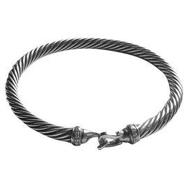 David Yurman-Model Cable-Silvery