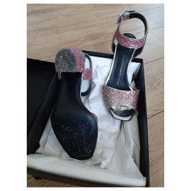 Giuseppe Zanotti-Sandals-Pink